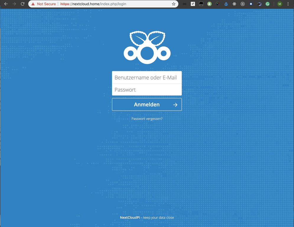 nextcloud.home