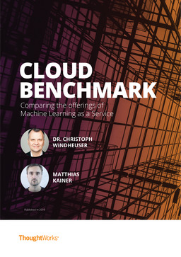 Cloud Benchmark